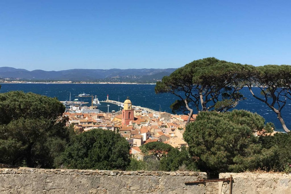 Roadtrip Saint Tropez