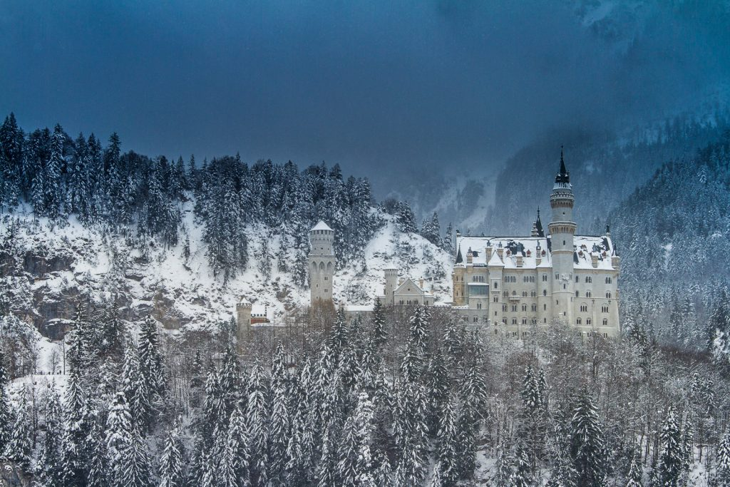 Neuschwanstein Winter Fotografieren