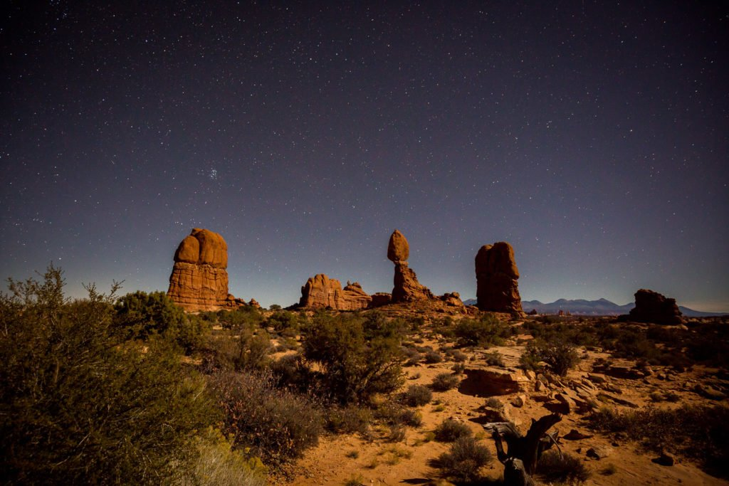 Arches Nationalpark Moab