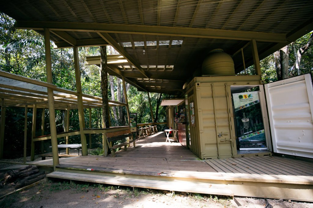 Rainforest Discover Center im Soberania Nationalpark