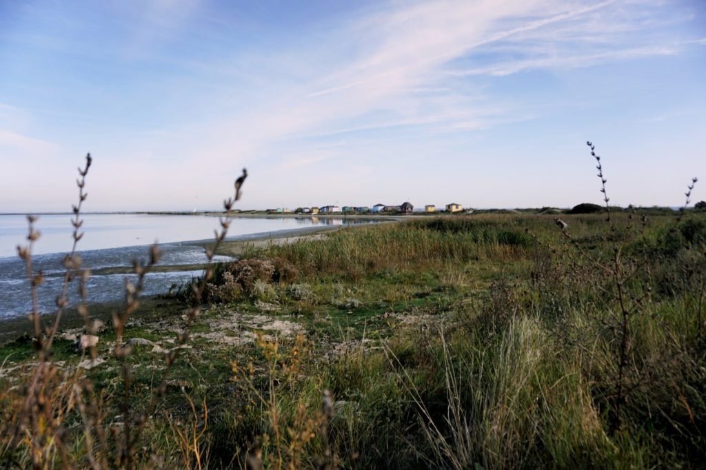 Marstal Dänemark Landzunge