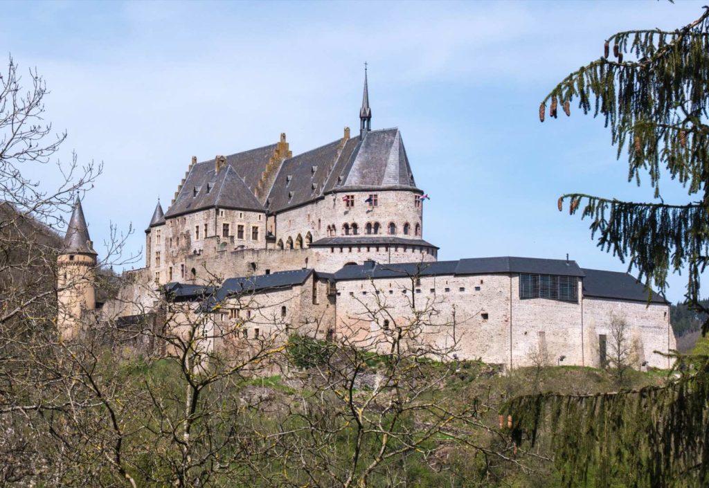 Luxemburgreise im April
