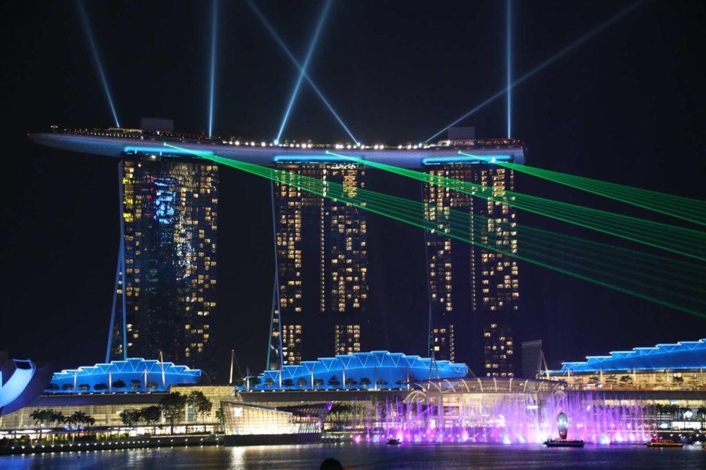 Einzigartige Städtereise: Singapur im Juni