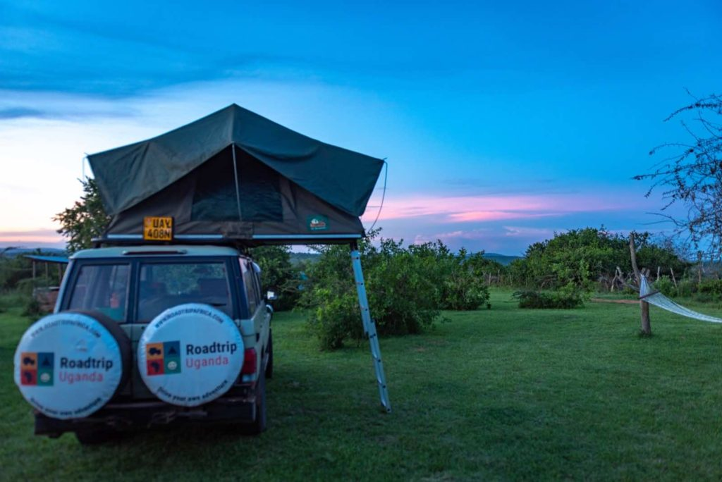 Leopard Rest Camp, Lake Mburo